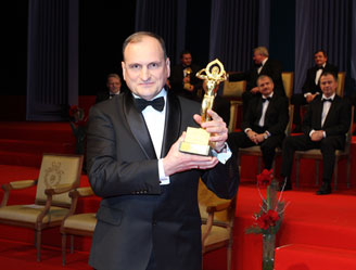 Lider Polskiego Biznesu – Złota Statuetka 2008
