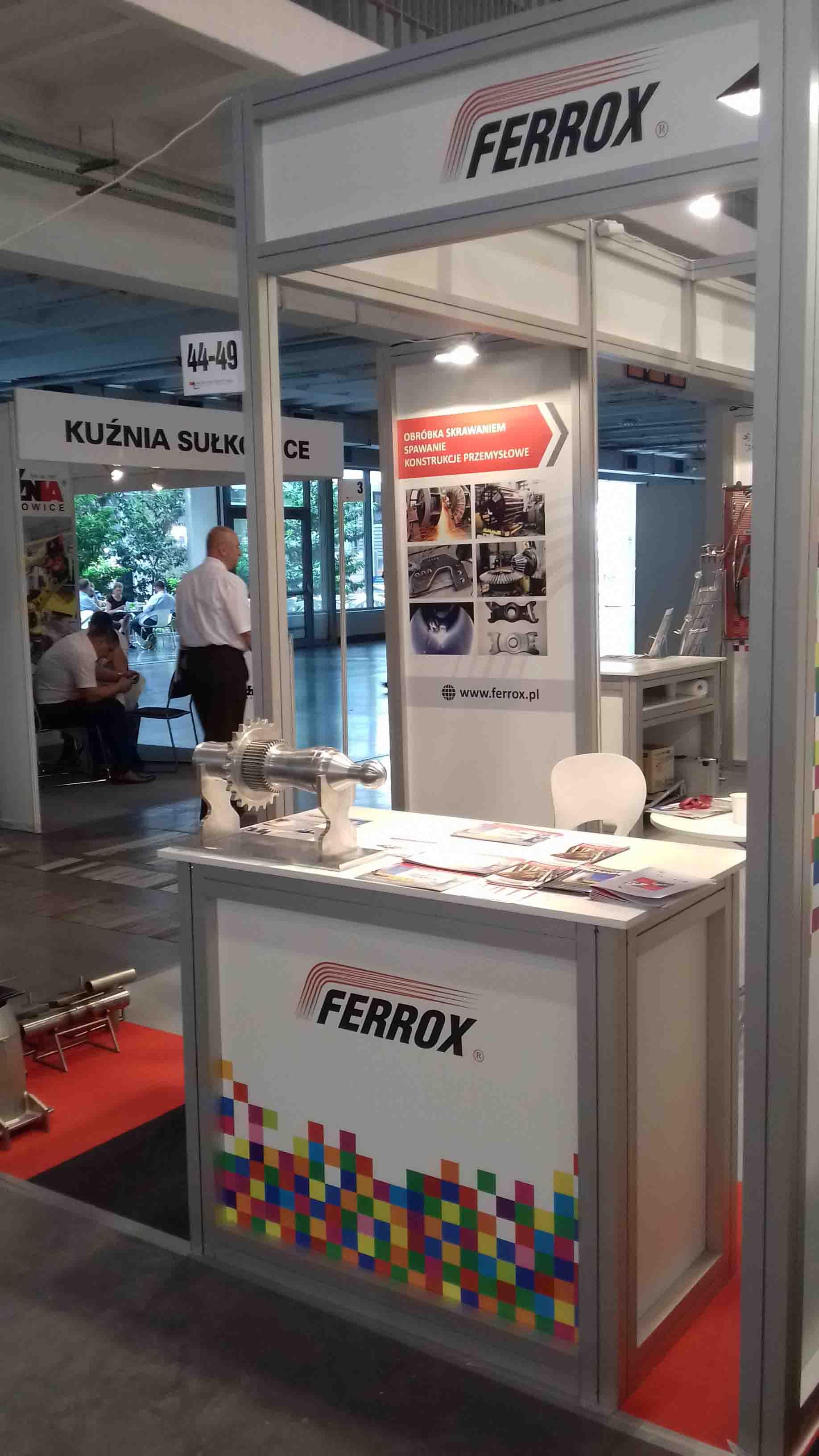 Ferrox na targach w Poznaniu!